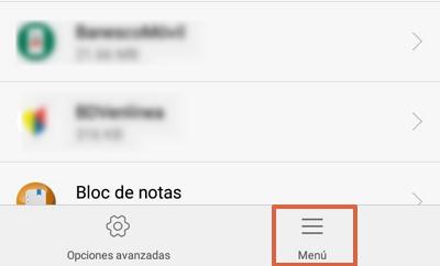 Cómo eliminar o quitar la notificación de buzón de voz en Android borrando los datos de la aplicación teléfono paso 2