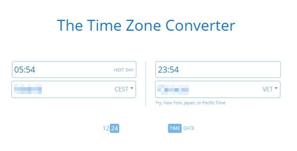 Cómo encontrar el mejor horario para publicar en TikTok con Time Zone Converter..