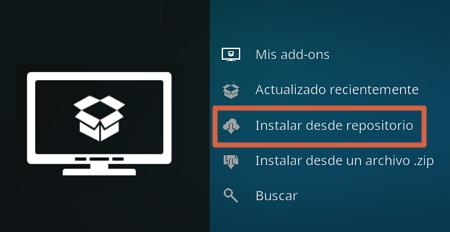 Como instalar add-ons para aprovechar Kodi al maximo paso 3