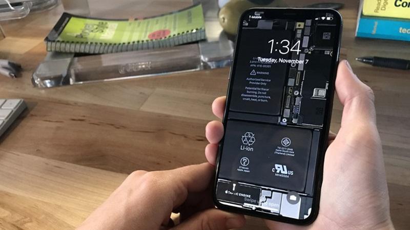 Cómo poner un fondo de pantalla transparente en tu móvil Android o iOS