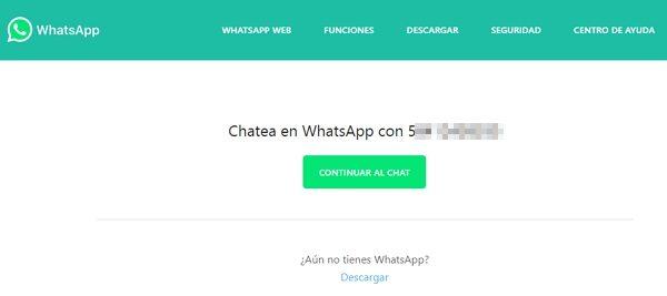 Cómo saber quién llama a tu teléfono usando WhatsApp Web