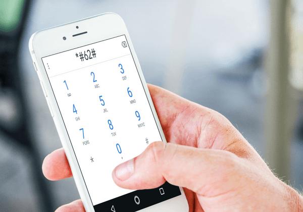 Como saber si mi telefono está intervenido usando codigos MMI
