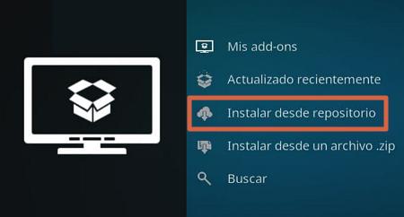 Cómo ver TV en Android usando Kodi paso 4