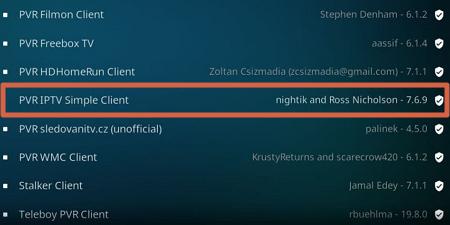 Cómo ver TV en Android usando Kodi paso 6