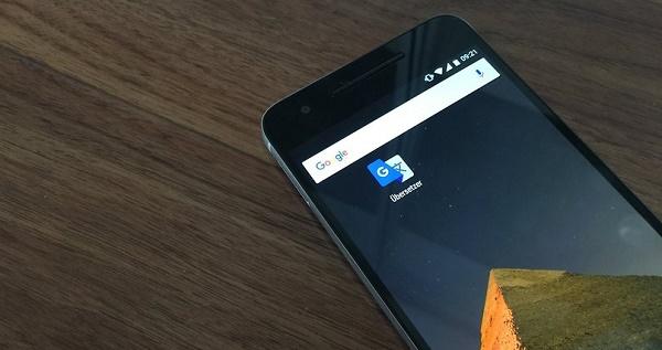 Crear acceso directo del Traductor de Google en Android