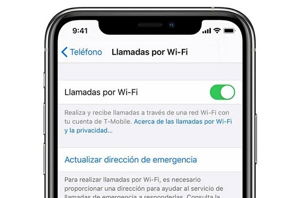 Cuáles son las diferencias entre las llamadas normales y las llamadas por WiFi