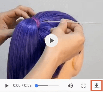 Descargar vídeos de TikTok sin marca de agua con SSSTikTok paso 7