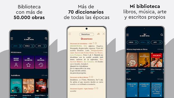 Libros y audiolibros gratis - El Libro Total