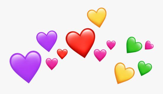 Otras alternativas al corazón blanco en WhatsApp