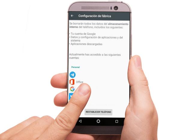 Qué hacer si el móvil está intervenido