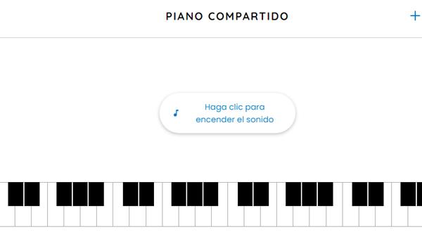 Tocar el piano solo o con amigos