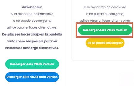 WhatsApp Aero cómo descargar e instalar la última versión paso 4