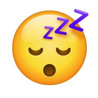 Carita con sueño