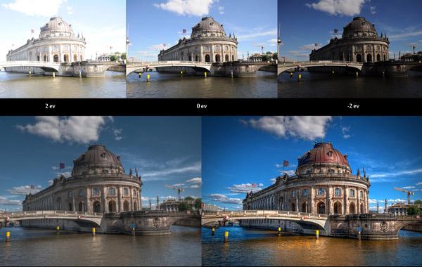 Cómo afecta el modo HDR en la calidad de la fotografía