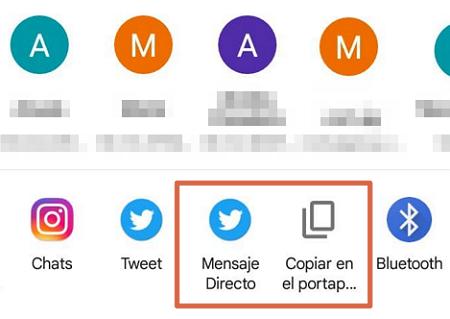 Cómo mandar ubicación desde google maps a otras aplicaciones método 1