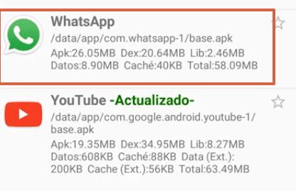 Cómo mover las aplicaciones a la SD en Android usando Link2SD paso 4