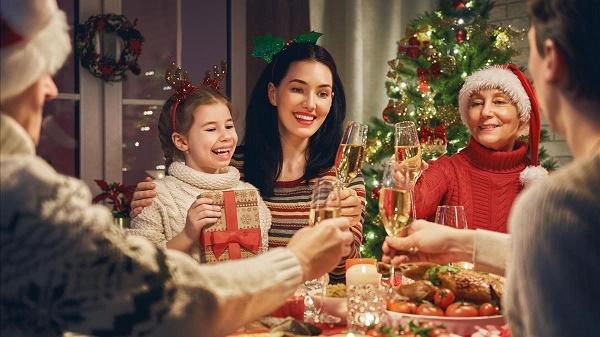 Frases para tu familia en navidad 2021 y año nuevo