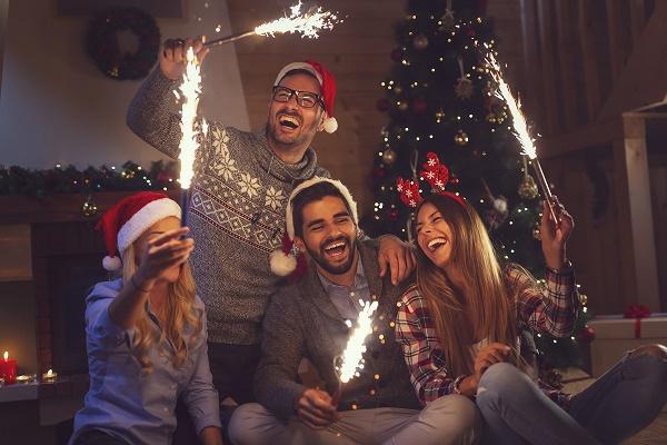 Frases para tus amigos en navidad 2021 y año nuevo