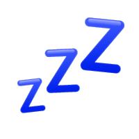 Símbolo de sueño