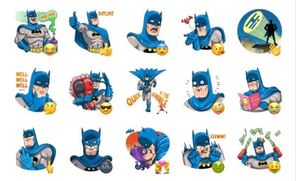 Stickers de cómics y viñetas para Telegram