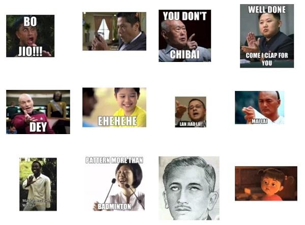 Stickers de memes para Telegram